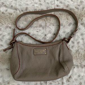 Kate Spade crossbody bag in Gray